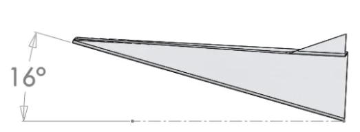 高架纸飞机