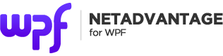 Create WPF apps with Metro style and touch supported controls.